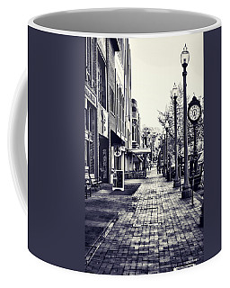 Court Street Clock Florence Alabama Coffee Mug