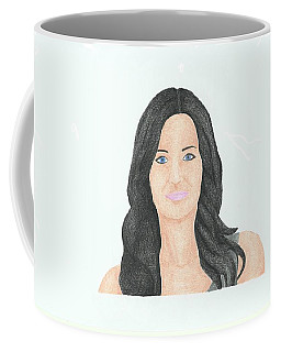 Courtney Cox Coffee Mug