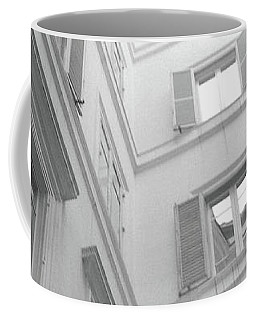 Courtyard In Rome Coffee Mug