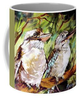 Cousins Coffee Mug by Rae Andrews
