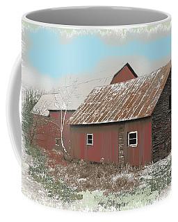 Coventry Barn Coffee Mug by John Selmer Sr