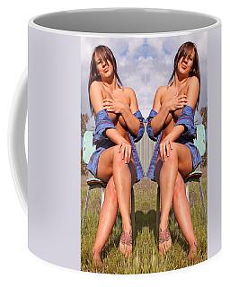 Cover Bye Blue 2011 Coffee Mug