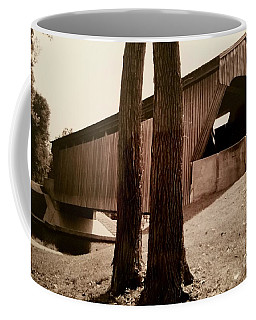 Covered Bridge Southern Indiana Coffee Mug