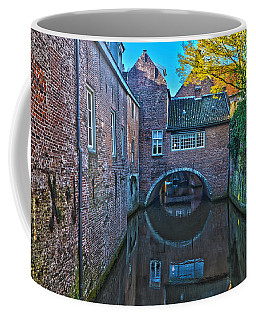 Covered Canal In Den Bosch Coffee Mug