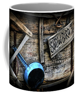 Covered Wagon Coffee Mug