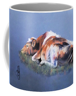 Cow Dreams Coffee Mug