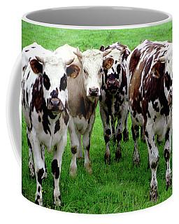Cow Group Coffee Mug