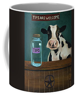 Cow Tipping Coffee Mug