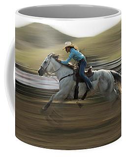 Cowboy Art 11 Coffee Mug