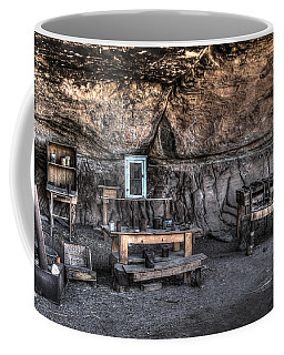 Cowboy Camp 1880s Coffee Mug