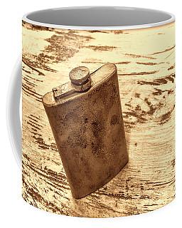 Cowboy Energy Drink Coffee Mug by American West Legend By Olivier Le Queinec