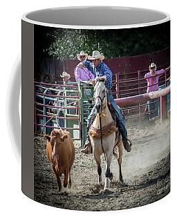 Cowboy In Action#2 Coffee Mug