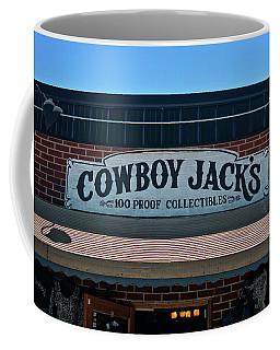 Cowboy Jack's Coffee Mug