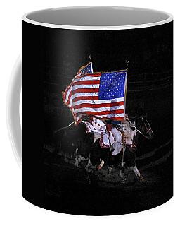 Cowboy Patriots Coffee Mug
