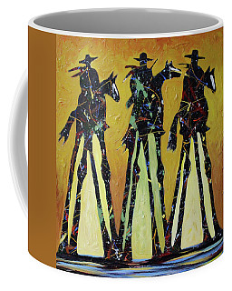 Cowboy Sundown Coffee Mug