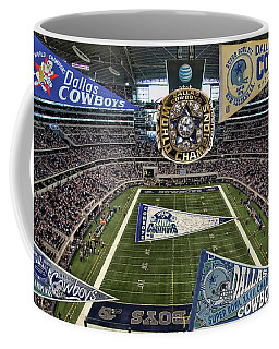 Cowboys Super Bowls Coffee Mug