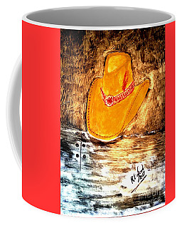 Cowgirl Hat Coffee Mug
