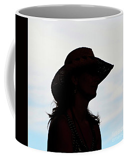 Cowgirl In The Sky Coffee Mug