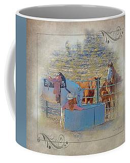 Cowgirl Spa 5p Of 6 Coffee Mug