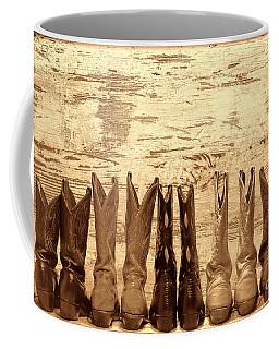 Cowgirls Night Out Coffee Mug