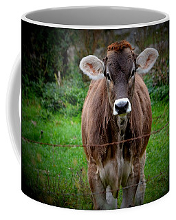 Cowlick Coffee Mug