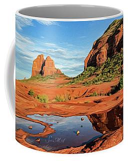 Cowpie 07-101 Coffee Mug by Scott McAllister