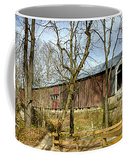 Cox Ford Covered Bridge Coffee Mug