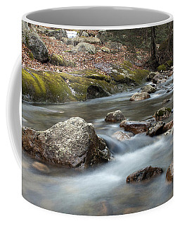 Coxing Kill In February #2 Coffee Mug by Jeff Severson