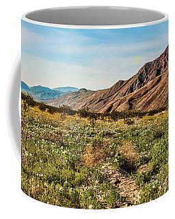 Coyote Canyon Meadow View Coffee Mug