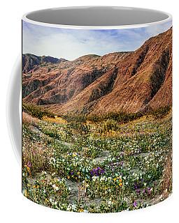Coyote Canyon Sweet Light Right Panel Coffee Mug