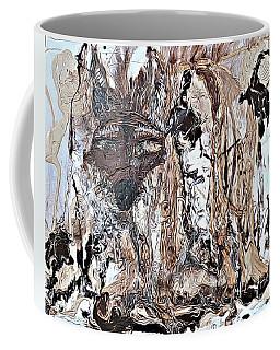 Coyote The Trickster Coffee Mug