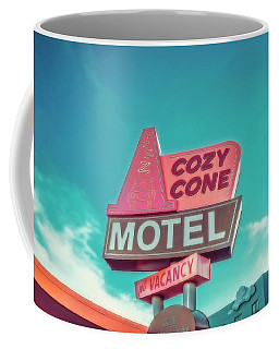 Cozy Cone Coffee Mug by Jerry Golab
