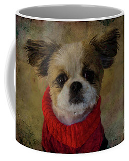 Cozy Sadie Coffee Mug by Al Bourassa