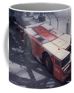 Cp Air Orange  Coffee Mug by Lyle Crump