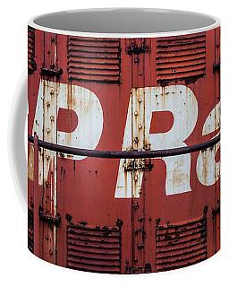Cp Rail Coffee Mug