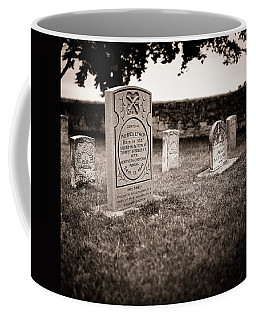 Coffee Mug featuring the photograph Cpl Patrick Lynch by Samuel M Purvis III