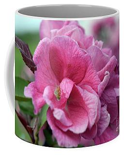 Crab Apple Blossom Coffee Mug