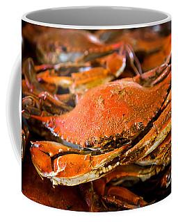 Crab Boil Coffee Mug