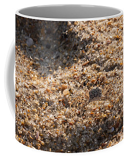 Crab Camoflage Coffee Mug