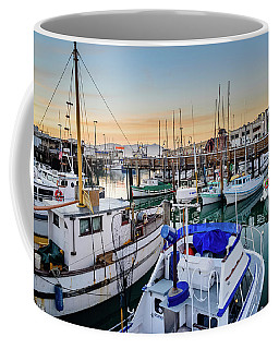 Crab Fleet Coffee Mug