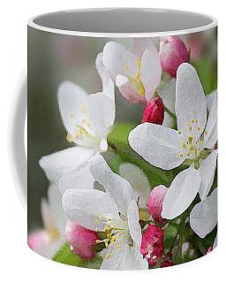 Crabapple Blossoms 12 - Coffee Mug