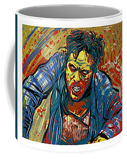 Crabby Joe Coffee Mug