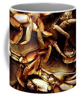 Crabs Awaiting Their Fate Coffee Mug