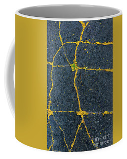 Cracked #1 Coffee Mug
