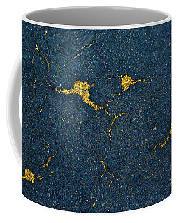 Cracked #10 Coffee Mug