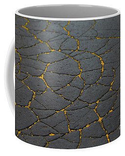 Cracked #11 Coffee Mug