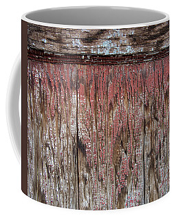 Cracked Paint Coffee Mug