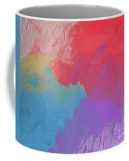 Cracked Pastels Coffee Mug