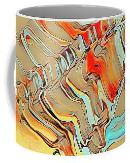 Cracked Rocks Coffee Mug