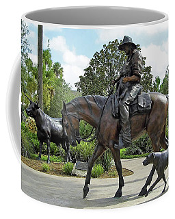 Cracker Cowboy And His Dog Coffee Mug